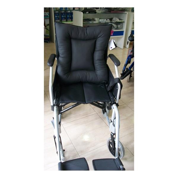 Coj n respaldo para silla ortop dia avis for Cojin para sillas