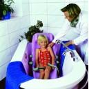 Silla infantil de baño