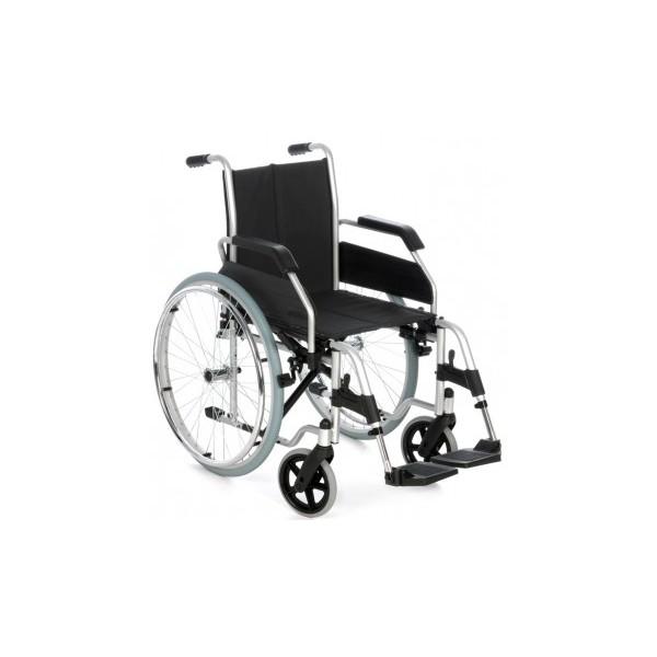 Sillas manual de rueda grande o peque a ortop dia avis - Sillas de ruedas plegables y ligeras ...