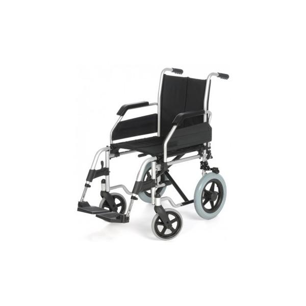 Sillas manual de rueda grande o peque a ortop dia avis - Alquiler silla de ruedas barcelona ...