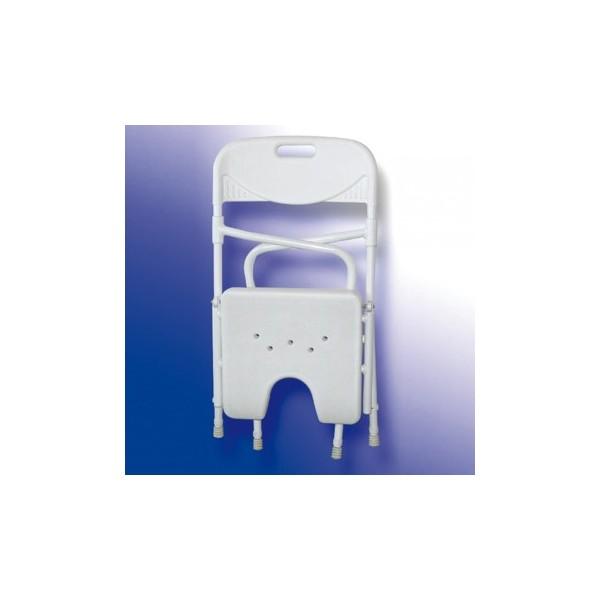 Silla ducha plegable acuario ortop dia avis for Silla ducha ortopedia