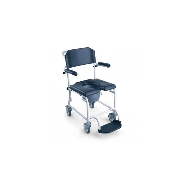 Silla de ruedas w c ortop dia avis for Sillas wc para enfermos