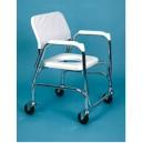 silla para ducha y W.C. de aluminio