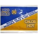 Bolsa frio/calor reutilizable