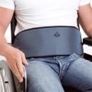 Cinturon sujeción abdominal silla