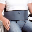 Cinturon abdominal y pieza perineal
