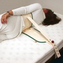 Cinturón abdominal sujeción cama