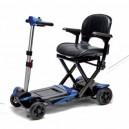 Scooter plegable con mando a distancia