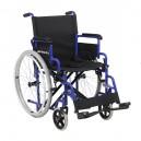 Silla de ruedas plegable de acero APOLO 3